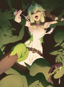 Rating: Explicit Score: 46 Tags: artist_revision bottomless breasts elf goblin_slayer high_elf_archer jeongjae_(jj) nipples no_bra pointy_ears pussy thighhighs torn_clothes uncensored undressing wardrobe_malfunction User: yanis