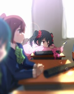 Rating: Safe Score: 51 Tags: love_live! ogipote seifuku yazawa_nico User: Victor2015