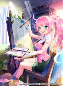 Rating: Safe Score: 54 Tags: headphones shoonear tattoo uni_(vocaloid) vocaloid User: mash
