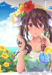 Rating: Safe Score: 32 Tags: cleavage kantai_collection see_through tone_(kancolle) yami_(m31) User: Mr_GT