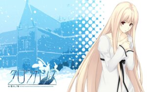Rating: Safe Score: 18 Tags: caucasus dress innocent_grey nanatsuki_shion sugina_miki wallpaper User: Devard