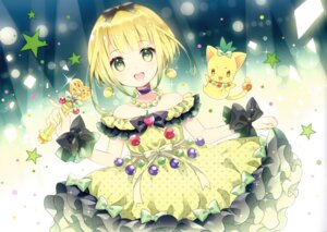 Rating: Safe Score: 48 Tags: dress w.label wasabi_(artist) User: yyx007