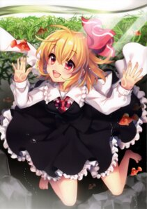 Rating: Safe Score: 55 Tags: dress masaru rumia touhou User: Mr_GT