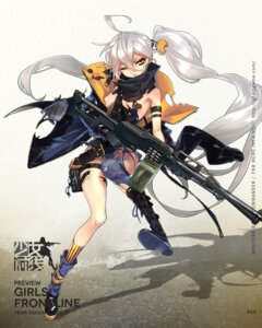 Rating: Safe Score: 21 Tags: garter girls_frontline gun tagme thighhighs torn_clothes User: WtfCakes