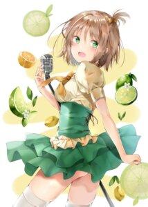Rating: Questionable Score: 3 Tags: ass skirt_lift thighhighs yoshida_iyo User: hiroimo2
