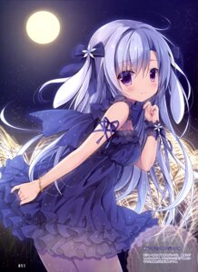 Rating: Safe Score: 80 Tags: dress miyasaka_miyu shionomiya_richer User: drop