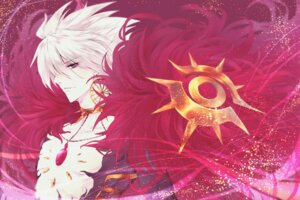 Rating: Safe Score: 13 Tags: fate/apocrypha fate/stay_night karna_(fate) male User: mattiasc02
