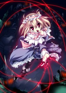 Rating: Safe Score: 7 Tags: alice_margatroid armor sword tagme touhou weapon User: youliao