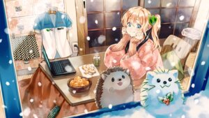 Rating: Safe Score: 51 Tags: japanese_clothes pc_matic sakamoto_yuu sweater wallpaper User: Mr_GT