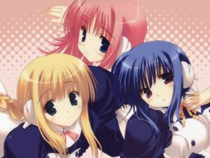 Rating: Safe Score: 12 Tags: ilfa milfa mitsumi_misato silfa to_heart_2 to_heart_(series) wallpaper User: admin2