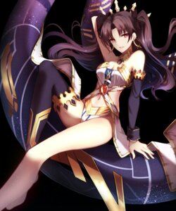 Rating: Safe Score: 96 Tags: armor cleavage fate/grand_order ishtar_(fate/grand_order) shiguru thighhighs toosaka_rin User: MurakumoJP