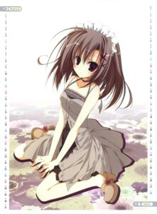 Rating: Safe Score: 52 Tags: calendar dress ebiten inugami_kira todayama_izumiko User: crim