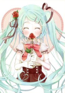 Rating: Safe Score: 40 Tags: dress hatsune_miku meltdown_comet vocaloid yukiu_con User: midzki