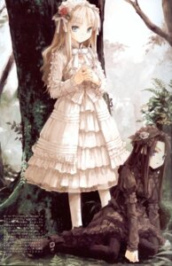 Rating: Safe Score: 60 Tags: closet_child gothic_lolita konoe_ototsugu lolita_fashion thighhighs User: petopeto