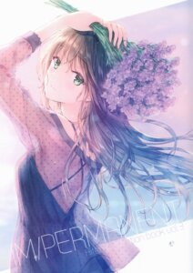 Rating: Questionable Score: 25 Tags: dress hiten hitenkei see_through tagme User: Radioactive