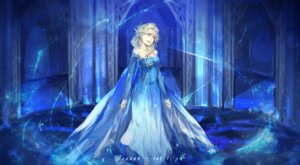 Rating: Safe Score: 33 Tags: dress elsa_(frozen) frozen saberiii User: blooregardo