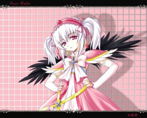 Rating: Safe Score: 14 Tags: futari_wa_pretty_cure lolita_fashion parody pretty_cure rozen_maiden suigintou wallpaper User: cyanoacry
