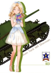 Rating: Safe Score: 15 Tags: dress girls_und_panzer kay_(girls_und_panzer) see_through tagme wedding_dress User: drop