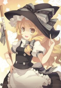 Rating: Safe Score: 37 Tags: h2so4 island_of_horizon kirisame_marisa touhou User: Aurelia