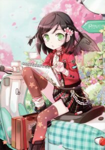 Rating: Safe Score: 64 Tags: thighhighs wings young-in User: van