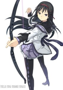 Rating: Safe Score: 22 Tags: akemi_homura hihara_you pantyhose puella_magi_madoka_magica User: Radioactive
