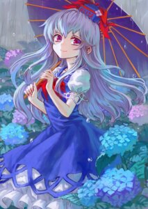 Rating: Safe Score: 17 Tags: ama-tou kamishirasawa_keine touhou User: hobbito