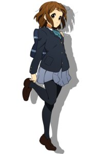 Rating: Safe Score: 11 Tags: heels hirasawa_yui k-on! pantyhose seifuku tagme User: Radioactive