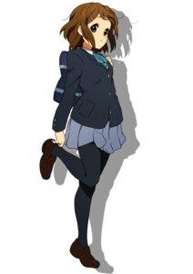 Rating: Safe Score: 14 Tags: heels hirasawa_yui k-on! kicchi pantyhose seifuku User: Radioactive