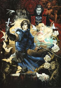 Rating: Safe Score: 5 Tags: castlevania castlevania:_the_dracula_x_chronicles devil dracula kojima_ayami konami maria_renard pointy_ears richter_belmont sheets weapon User: Radioactive
