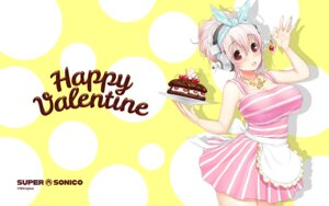 Rating: Safe Score: 39 Tags: cleavage headphones nitroplus sonico super_sonico tsuji_santa valentine wallpaper User: Anonymous