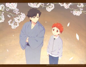 Rating: Questionable Score: 6 Tags: emiya-san_chi_no_kyou_no_gohan emiya_kiritsugu emiya_shirou User: drop