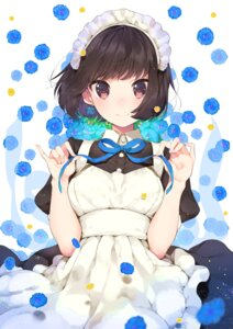 Rating: Safe Score: 65 Tags: maid mayuri_kaichou User: Mr_GT