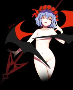 Rating: Questionable Score: 49 Tags: naked remilia_scarlet touhou wings User: LoveMukyu