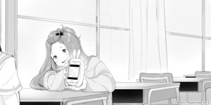 Rating: Questionable Score: 6 Tags: hibike!_euphonium kenzaki_ririka liz_to_aoi_tori monochrome ratifuu seifuku sweater User: Dreista