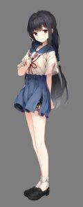Rating: Safe Score: 51 Tags: hitoyoshi_aoi onsen_musume seifuku senji transparent_png User: saemonnokami