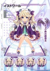 Rating: Safe Score: 24 Tags: choujigen_game_neptune choujigen_game_neptune_mk2 expression histoire profile_page tsunako User: donicila