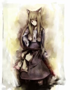 Rating: Safe Score: 24 Tags: animal_ears holo spice_and_wolf yosshii User: sxxiaoou