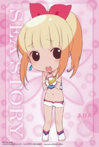 Rating: Safe Score: 8 Tags: chibi iizuka_haruko marin umi_monogatari User: Radioactive
