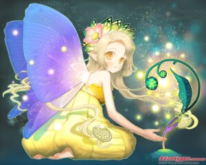 Rating: Safe Score: 18 Tags: dress fairy feet galge.com hanamura_mai wallpaper wings User: yumichi-sama