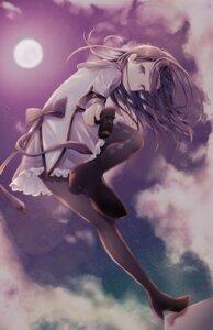 Rating: Safe Score: 39 Tags: akemi_homura gun heels pantyhose puella_magi_madoka_magica ramunezake skirt_lift User: Dreista