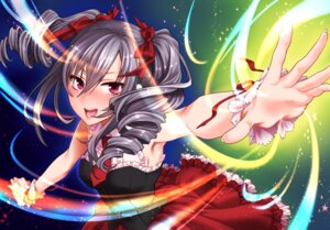 Rating: Safe Score: 25 Tags: kanzaki_ranko shoukaki the_idolm@ster the_idolm@ster_cinderella_girls User: Radioactive