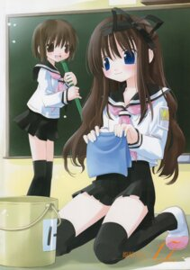Rating: Safe Score: 6 Tags: seifuku yoshina_hijiki User: petopeto