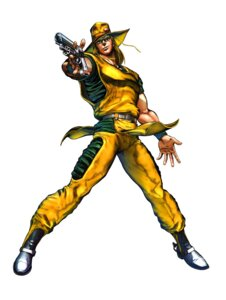 Rating: Safe Score: 4 Tags: jojo's_bizarre_adventure male weapon User: Yokaiou