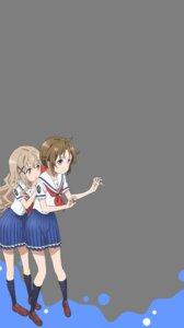 Rating: Safe Score: 10 Tags: high_school_fleet seifuku tagme transparent_png uda_megumi yagi_tsugumi User: saemonnokami