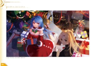 Rating: Questionable Score: 14 Tags: azur_lane christmas cleveland_(azur_lane) eldridge_(azur_lane) helena_(azur_lane) saint_louis_(azur_lane) tagme User: Twinsenzw
