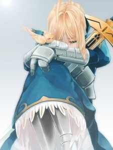 Rating: Safe Score: 29 Tags: armor fate/stay_night fate/zero saber saga_(sogno) User: omegakung