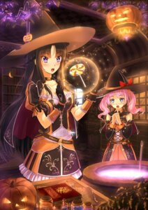 Rating: Questionable Score: 43 Tags: cleavage kazeno witch User: SubaruSumeragi