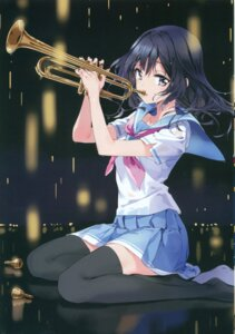 Rating: Safe Score: 38 Tags: hibike!_euphonium kousaka_reina screening see_through seifuku thighhighs tiv User: Radioactive