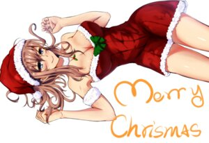 Rating: Safe Score: 23 Tags: christmas cleavage dress kantai_collection saratoga_(kancolle) subber User: mash