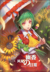 Rating: Safe Score: 17 Tags: kazami_yuuka medicine_melancholy shizi_shizi touhou umbrella User: Mr_GT